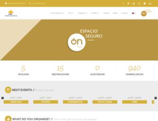 idinova.feriavalencia.com screenshot