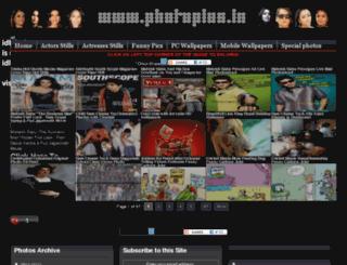 idlehub-photoplus.blogspot.com screenshot