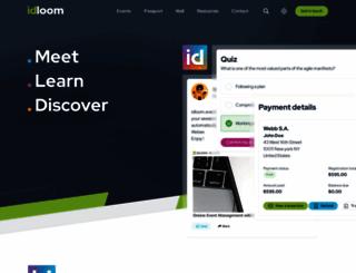 idloom.com screenshot