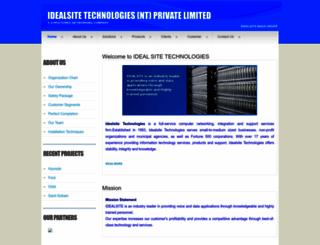 idlsite.com screenshot