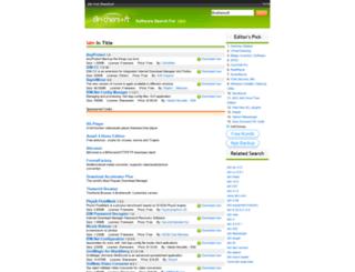idm.brothersoft.com screenshot