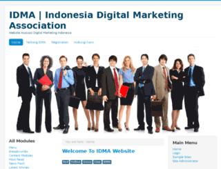 idma.premhouse.com screenshot