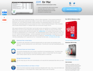 idmformac.com screenshot