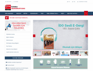 ido.org.tr screenshot