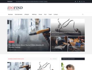idofind.com screenshot