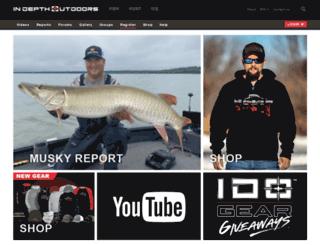 idofishing.com screenshot