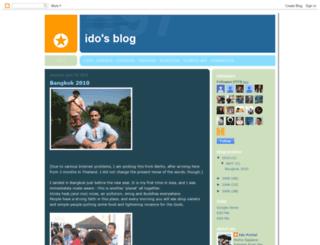 idoportal.blogspot.be screenshot