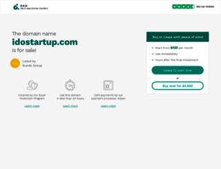 idostartup.com screenshot