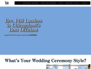 idoweddings.tv screenshot