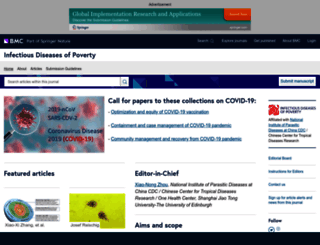 idpjournal.biomedcentral.com screenshot