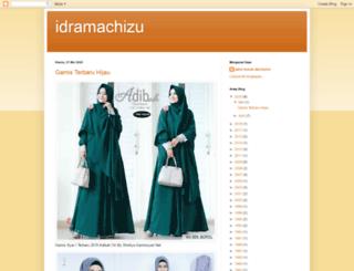 idramachizu.blogspot.com screenshot