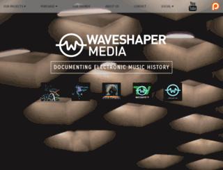 idreamofwires.org screenshot