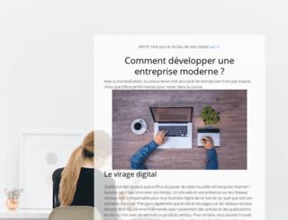 idrh.fr screenshot
