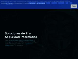 idric.com.mx screenshot