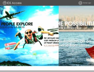 idsbooking.com screenshot