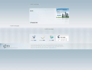 idti.co.kr screenshot
