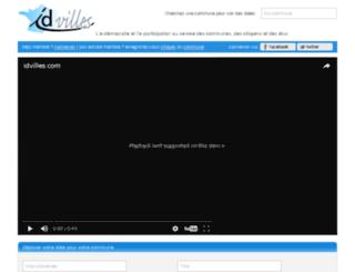 idvilles.com screenshot