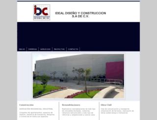 idycsa.com.mx screenshot