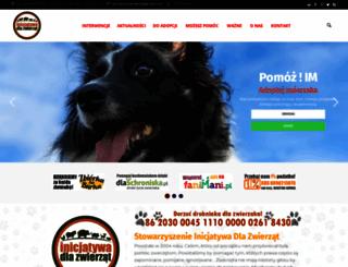 idz.org.pl screenshot