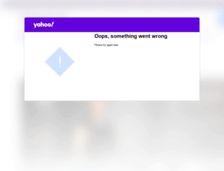 ie.yahoo.com screenshot