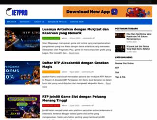 ie7pro.com screenshot