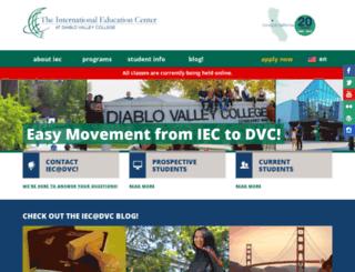 iec-dvc.edu screenshot
