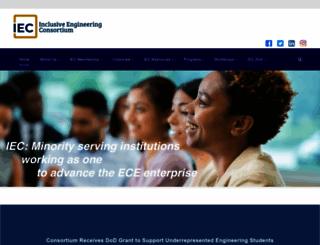 iec.org screenshot
