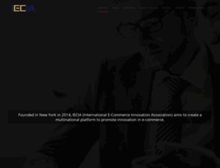 iecia.org screenshot