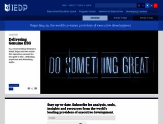 iedp.com screenshot