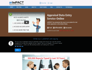 ieimpact.com screenshot