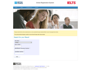 ielts-results.britishcouncil.org screenshot