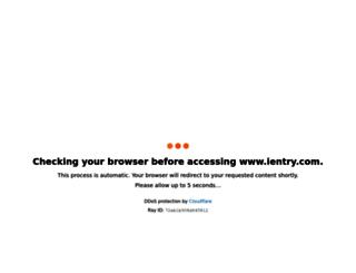ientry.com screenshot