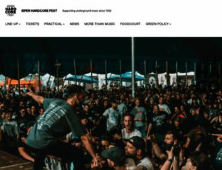 ieperfest.com screenshot