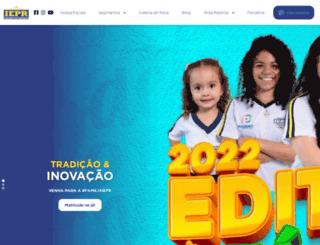 iepr.com.br screenshot