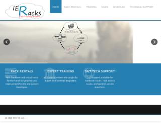 ieracks.com screenshot