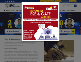 iesacademy.com screenshot