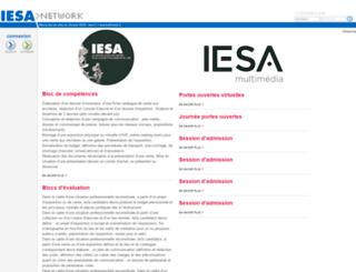 iesanetwork.com screenshot