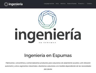 iespumas.com screenshot