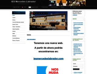 iessuel.es screenshot