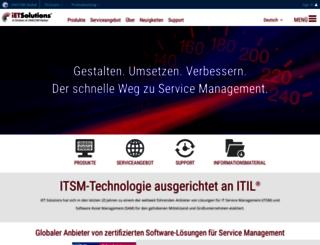 iet-solutions.de screenshot