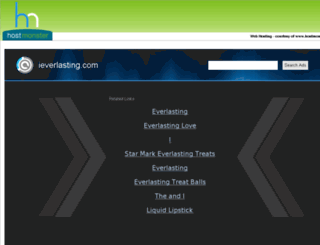 ieverlasting.com screenshot