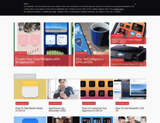 iexpertnews.com screenshot