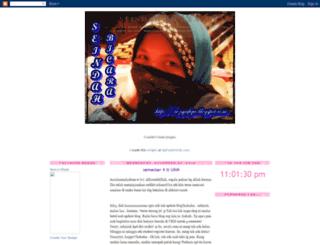 iezsyafiqa.blogspot.com screenshot
