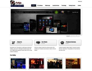 ifahja.com screenshot