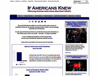 ifamericansknew.org screenshot