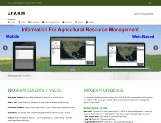 ifarminc.com screenshot