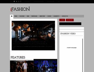 ifashion.co.za screenshot