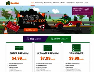 ifastnet.com screenshot