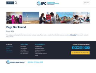 ifcext.ifc.org screenshot