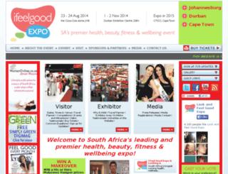 ifeelgood.co.za screenshot